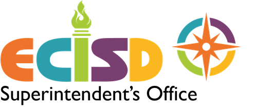 Color Logo for ECISD Superintendent's Office