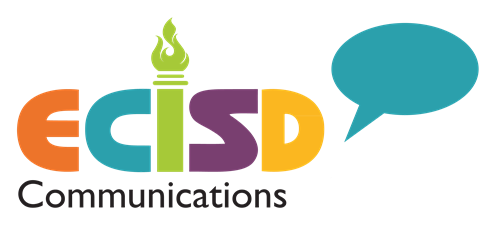Color logo for ECISD Communications Department