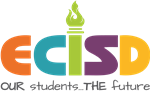 Preview image of color ECISD slogan logo