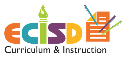 Color Logo for ECISD Curriculum and Instruction Department