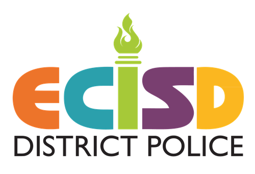 Color Logo for ECISD District Police