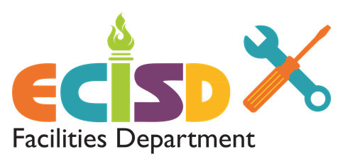 Color Logo for ECISD Facilities Department