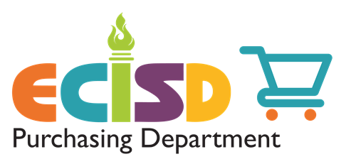 Color Logo for ECISD Purchasing Department