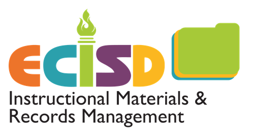 Color Logo for ECISD Records Management