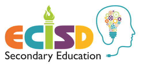 Color Logo for ECISD Secondary Education