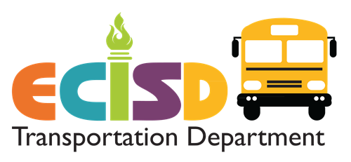 Color Logo for ECISD Transportation