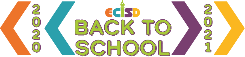 ECISD Back to School 2020-2021