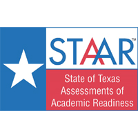 Color image of STAAR testing logo