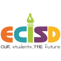 Color logo for ECISD