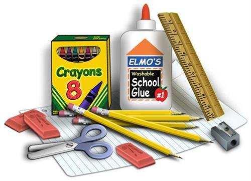 Information for Parents & Students / School Supplies